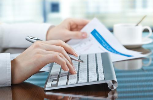 tax depreciation doing a report